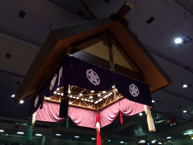 大相撲名古屋場所9<br />  日目